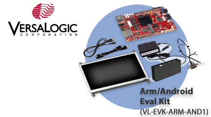 VersaLogic's Brand New Android Demo/Eval Kit!