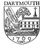 Dartmouth College Seal