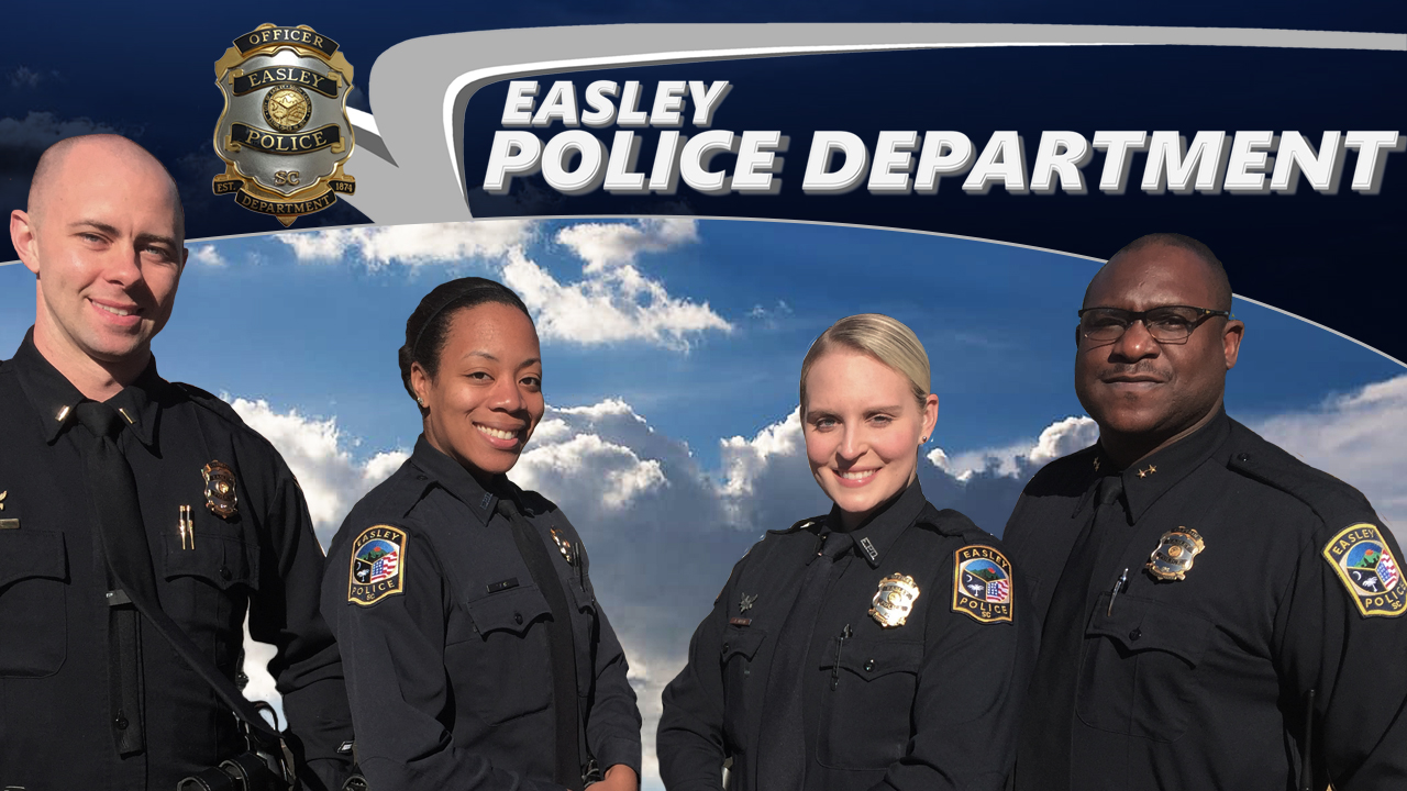 City of Easley Police Department